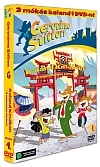 Geronimo Stilton 1.-es DVD (0)