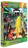 LEGO Ninjago 8.-as DVD (6)